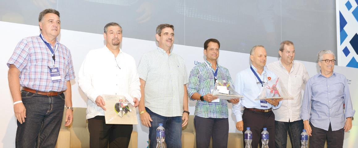 Especialistas en materia energética recibieron un reconocimiento por parte de la ANTP.