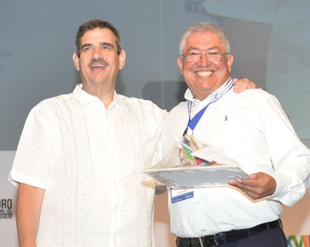 Luis Solís habló sobre los retos logísticos de México.