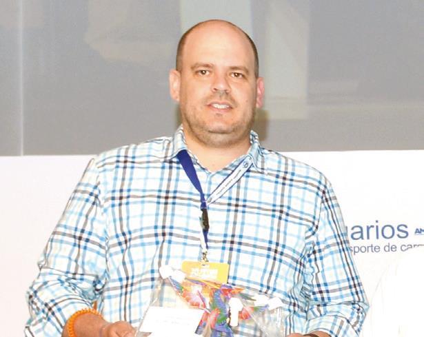 Miguel Elizalde, Presidente de la ANPACT.
