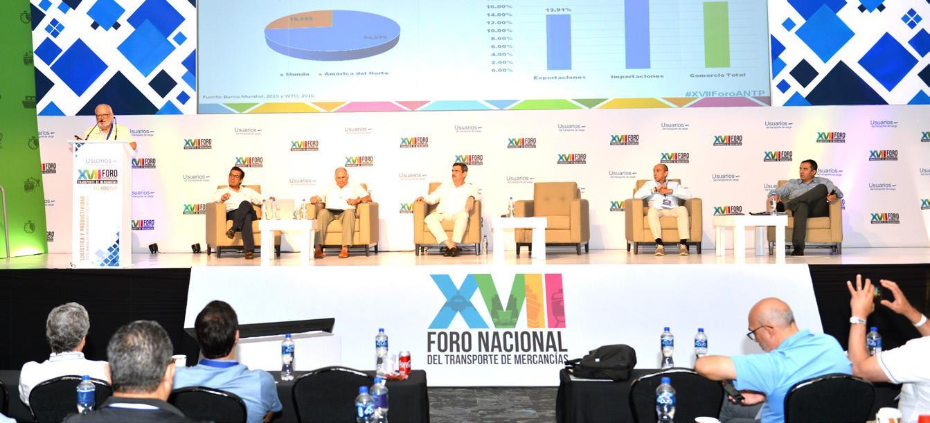 Refugio Muñoz ratificó el compromiso de la CANACAR en la renegociación del TLCAN.